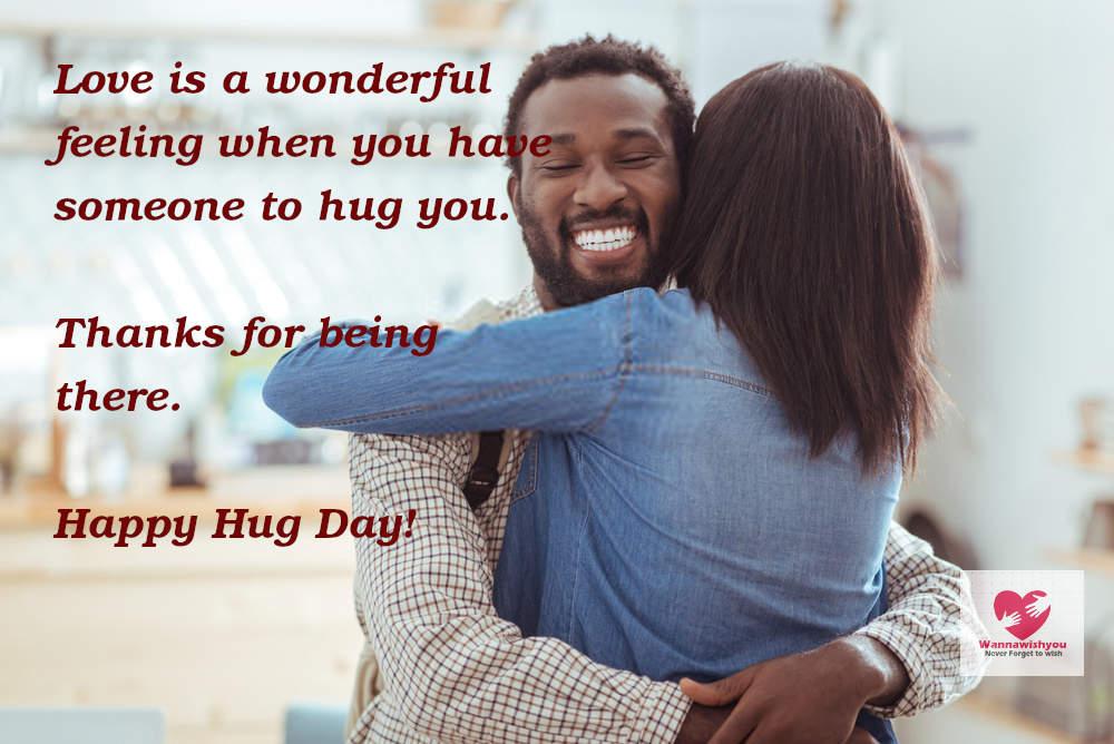 Happy Hug Day 2020